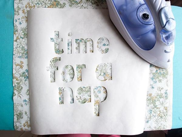 printed-cushion-iron-freezer-paper