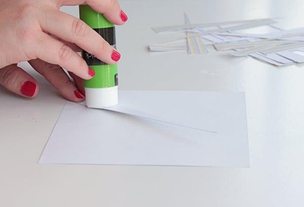 5-glue-paper geo necklace