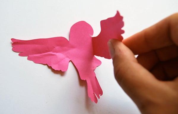 Party-Picnic-Cut-Out-Pink-Parrot