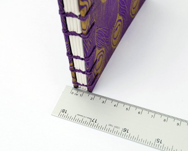 measure your books thickness