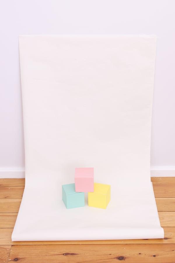 White Paper Setup