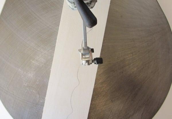 Boat Shelf Cutting