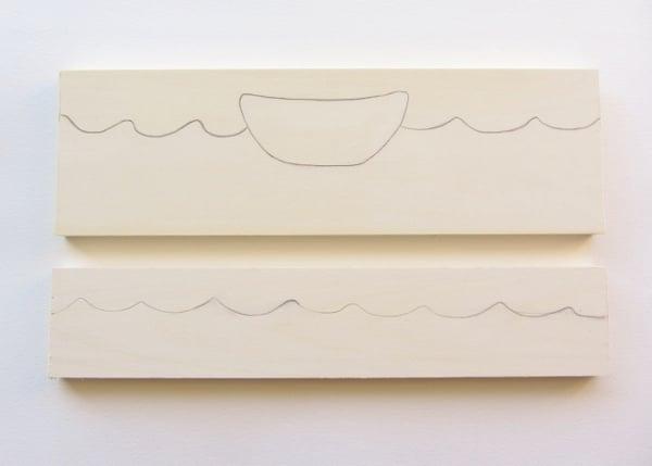 Boat Shelf Design Layout