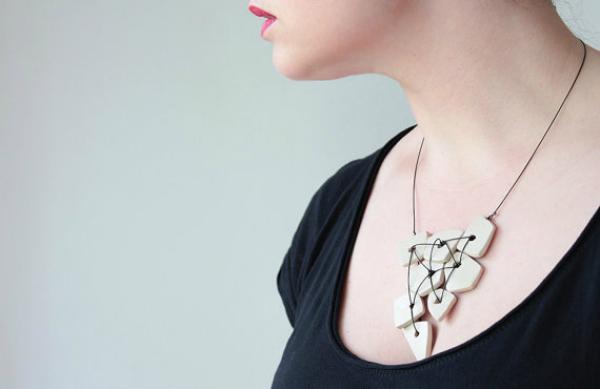 Eleanna Kotsikou's necklace