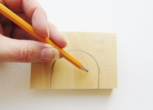 Wooden Block tutorial 3