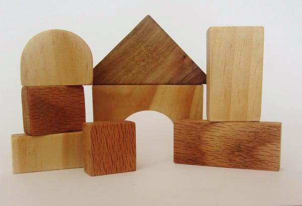 Wooden Building block Tutorial
