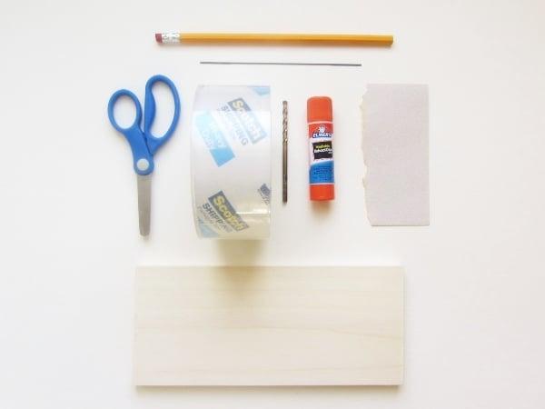 Wooden Word Supplies