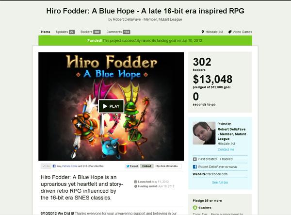 Kickstarter A great way to make money and friends
