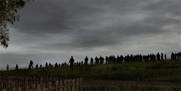 Screenshot from Day-Z not Zombie MMO