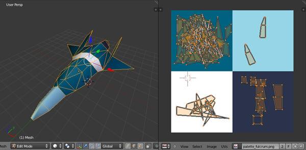 Flat_shaded_3D_in_Unity_basic_finished