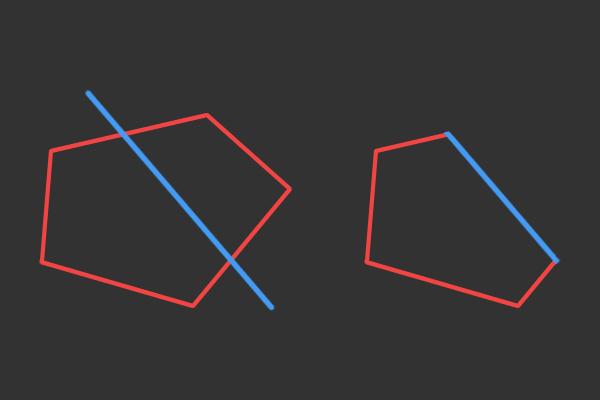 PolygonSplitting