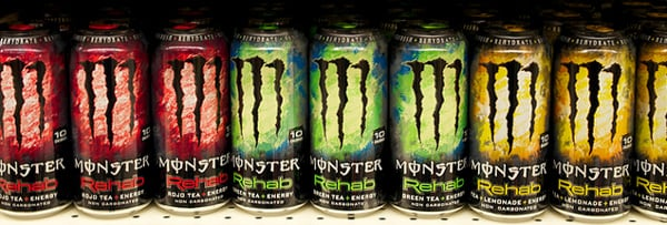 Give the energy drinks a miss. (Photo by Austin Kirk)