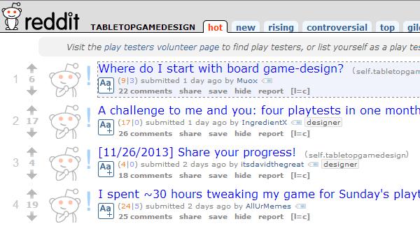 reddit-tabletopgamedesign