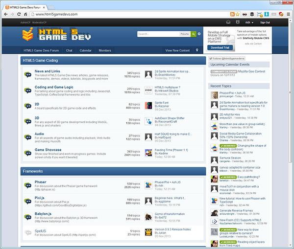 html5gamedevs