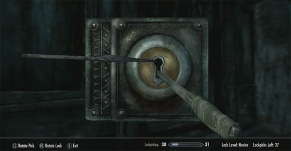 Modern lock picking at its finest