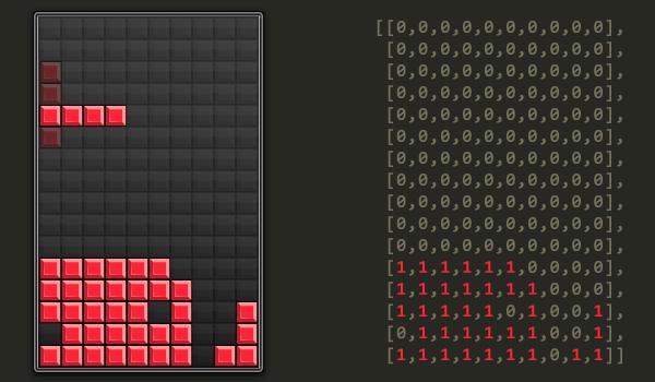 Implementing Tetris: Collision Detection