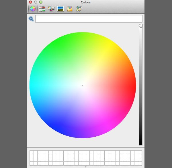 If you take a look at this colour palette wheel youll see that the centre is white - where all the colours converge