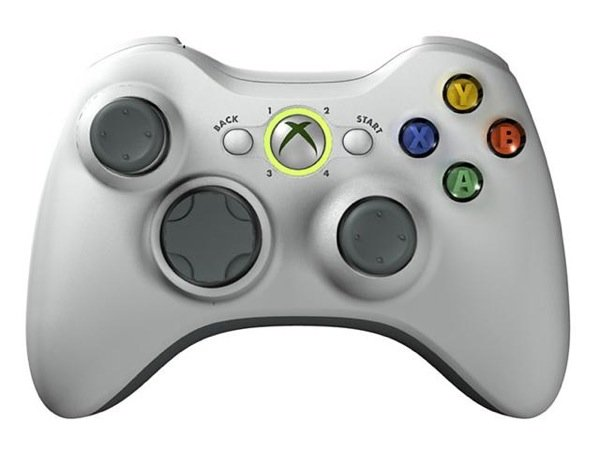 The Xbox 360 controller is a little more involved to set up but is preferred by many gamers to the PS3 controller