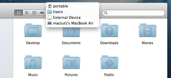 If everythings gone well then your home folder will now be located elsewhere