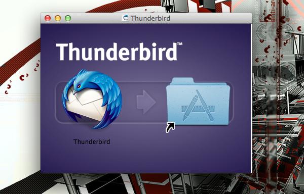 Mozilla Thunderbird Image
