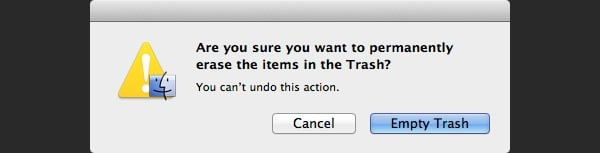 Removing files and folders you don't need will ensure your Mac always has enough free space