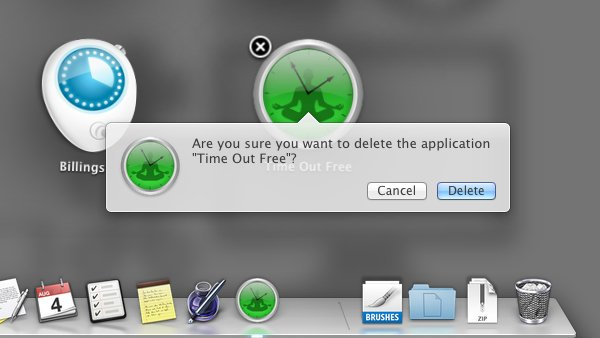 Click And Hold An App Until The Icons Begin To Wiggle. An X Will Indicate Which Apps Can Be Deleted