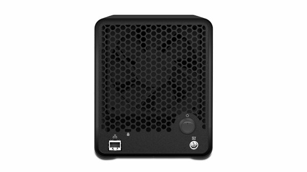 Drobo also offer network storage devices, giving you the same benefits of the local version but with the ability to have this available on a network for multiple users
