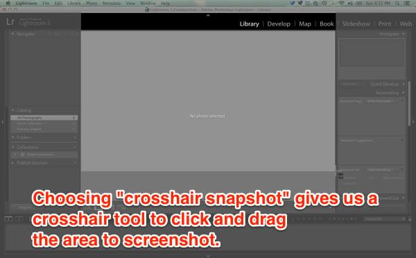 skitch crosshair snapshot