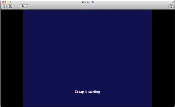 Virtualisation software packages are great if you want a completely seamless Windows experience on OS X.