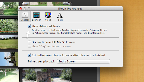 To make the chapter markers button appear you need to Enable Advanced Tools in the preferences.