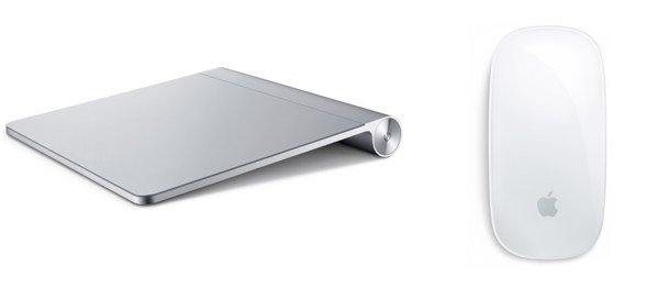 Apple offers its own trackpad and mouse though these may not be your best choice