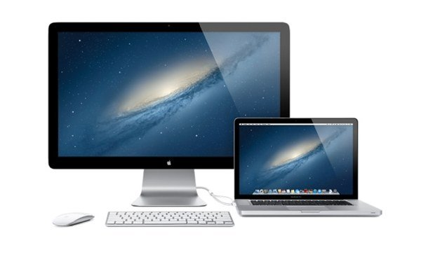 Apples Thunderbolt Display is beautiful but pricey