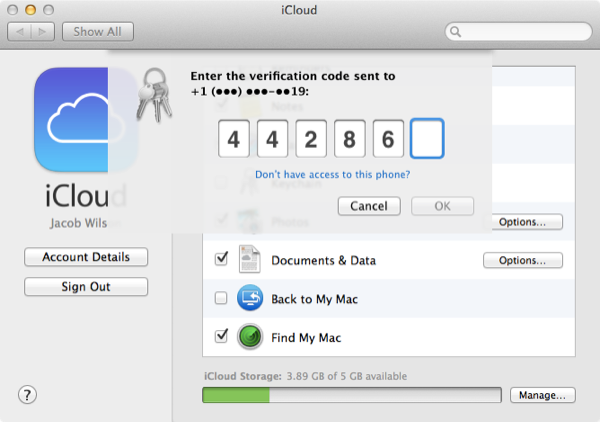 Yeah, this verification code won't help you.