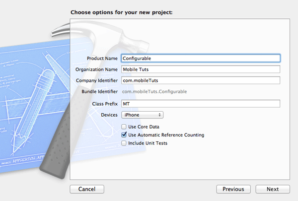 iOS Quick Tip: Managing Configurations With Ease - Configuring the Project