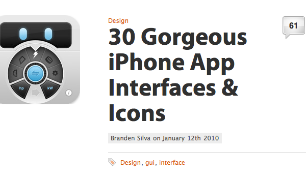 iOS App Roundups