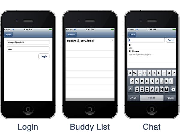 iOS Client Views