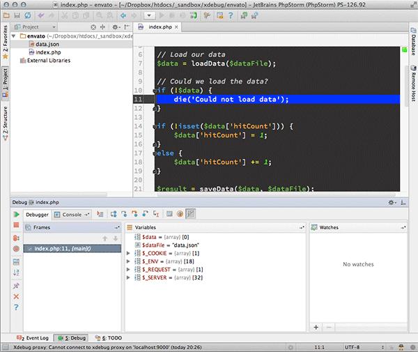phpstorm-debugger-still-falsy-data