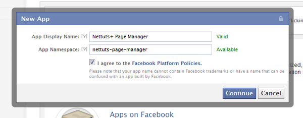 Birth of the Nettuts Page Manager