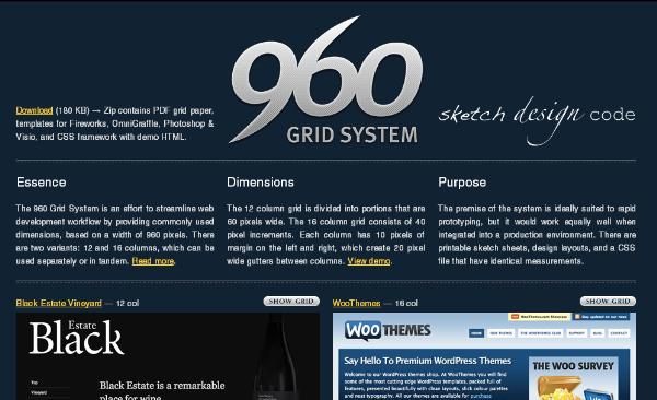960 Framework