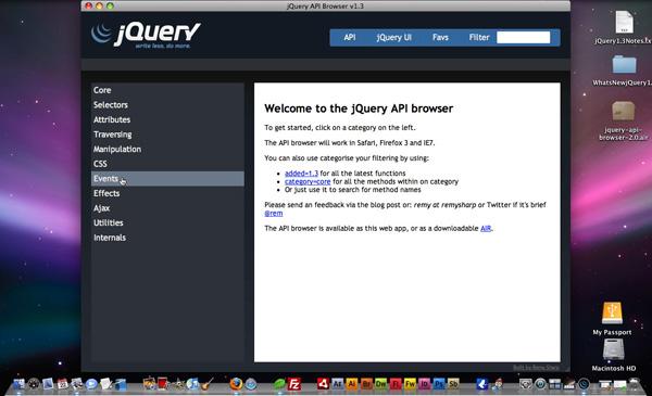 API Screenshot