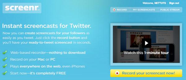Screenr.com