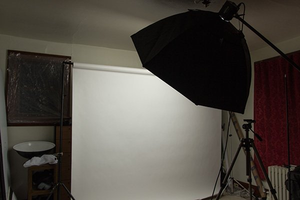 A 5ft octa isnt so easy to move around a residential living room Studio upgrade this year with any luck