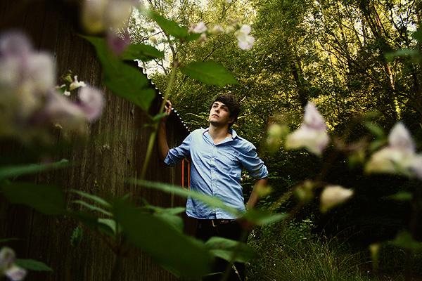 enchanted woodland photo shoot