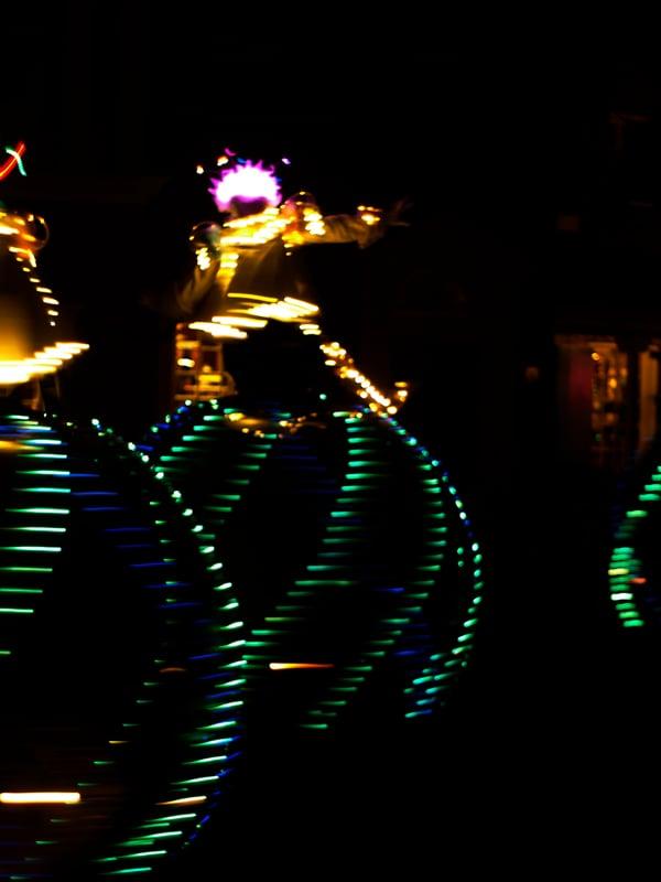 artistic blur