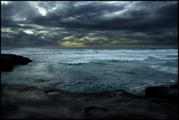 coastline photography examples