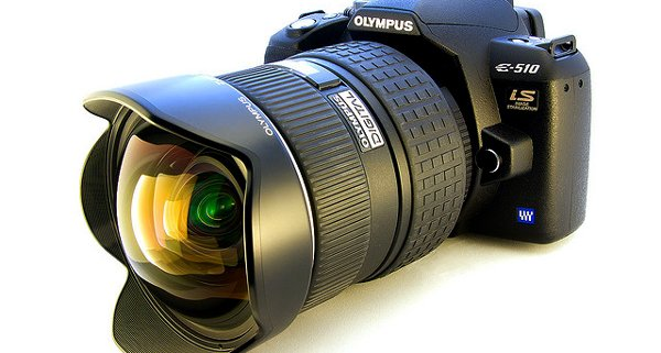 wide angle photography