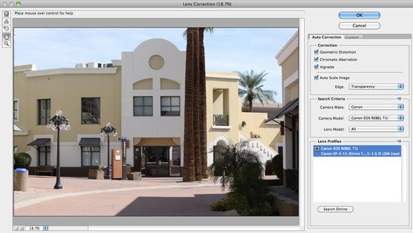 photoshop cs5 photography features