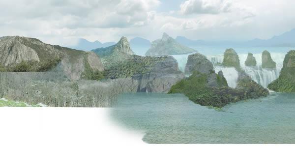 mountain-05  rereduplicate render