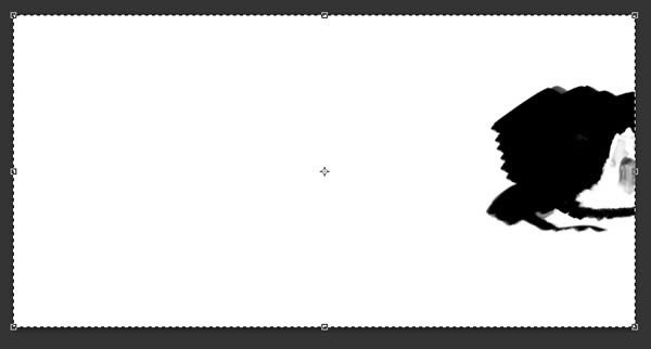 mountain-01 duplicate layer mask view