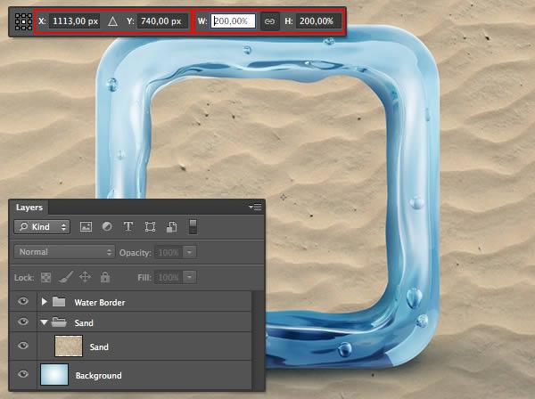 Import Sand Texture
